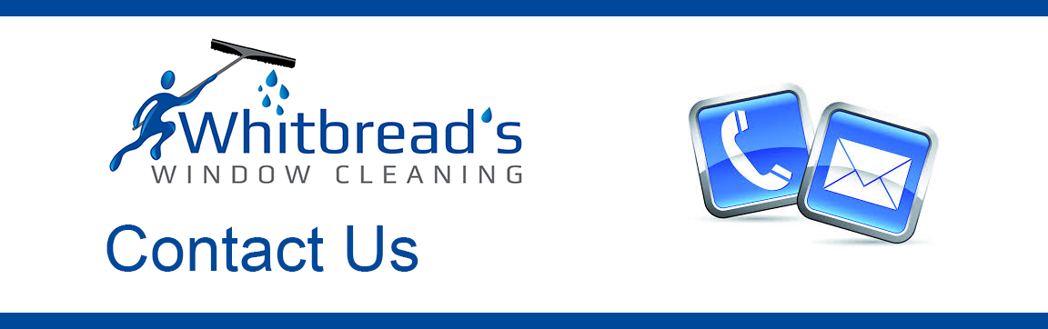 Contact Whitbreads Window Cleaning Services Fleet window cleaner Farnham
