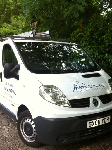 Contact Whitbreads Window Cleaning Services Farnborough window cleaner Farnham